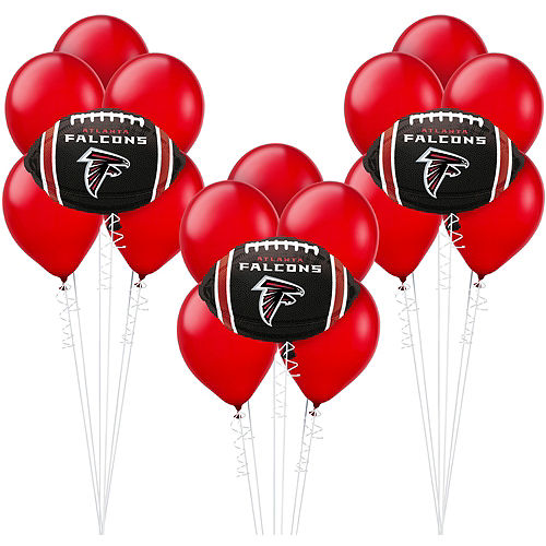 on sale bfda3 a4767 NFL Atlanta Falcons Party Supplies | Party City