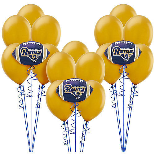size 40 8cd55 8a8df Los Angeles Rams Party Supplies & Decorations | Party City