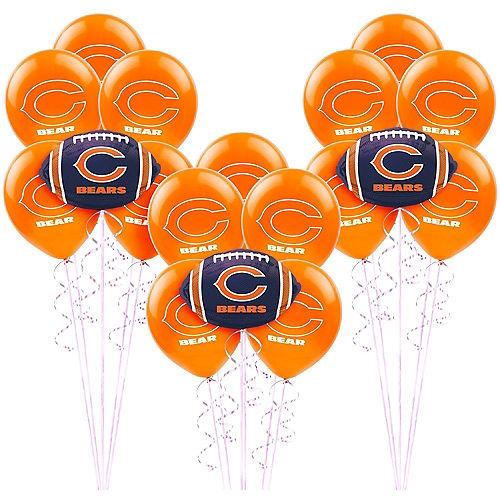 meet 5b402 d1b1c NFL Chicago Bears Party Supplies | Party City