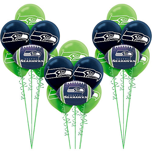 Nfl Seattle Seahawks Party Supplies Decorations Party Favors