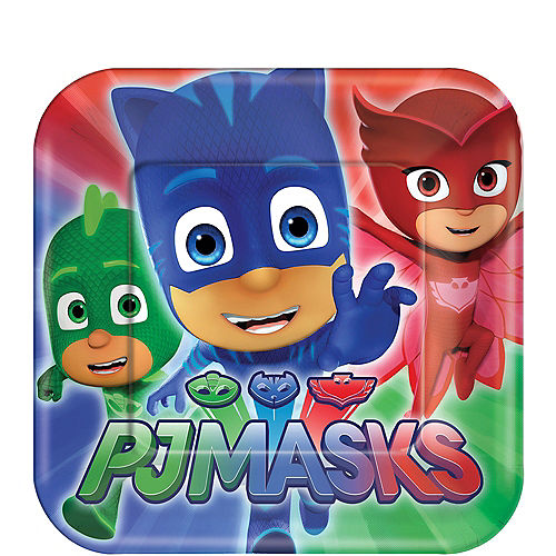 e07f5298 PJ Masks Party Supplies - PJ Masks Birthday Party | Party City