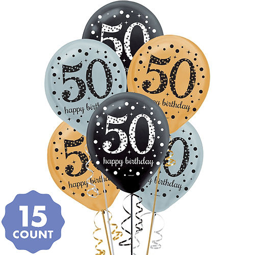 50th Birthday Party Supplies 50th Birthday Ideas Themes Party City