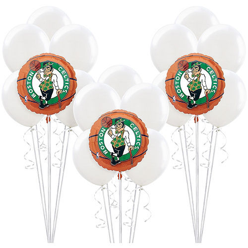 boston celtics balloon kit