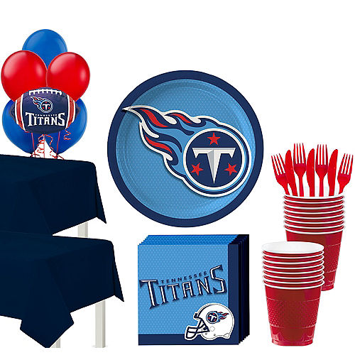 Super Tennessee Titans Party Kit for 36 Guests 315e2a6e2