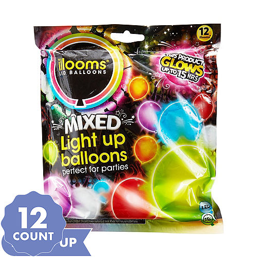 Light-Up & Glow-in-the-Dark LED Balloons | Party City