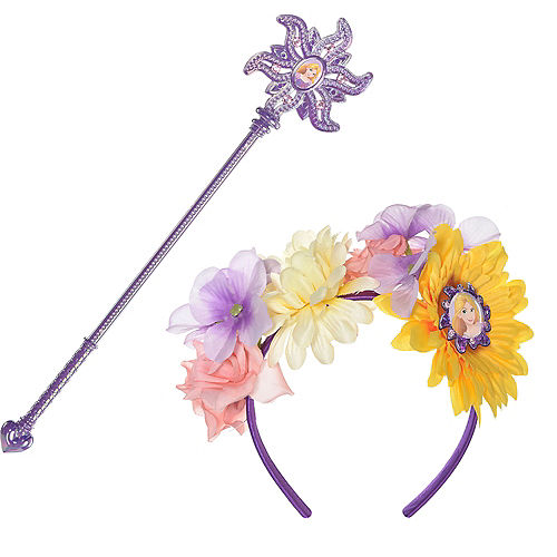Rapunzel Costume Accessory Kit Tangled Party City