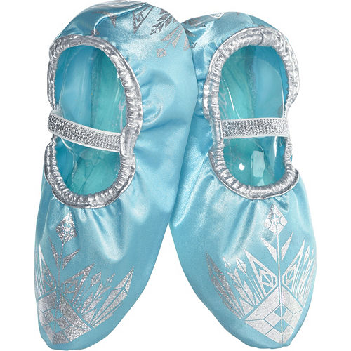 ea97506bbf3 Child Elsa Slipper Shoes - Frozen