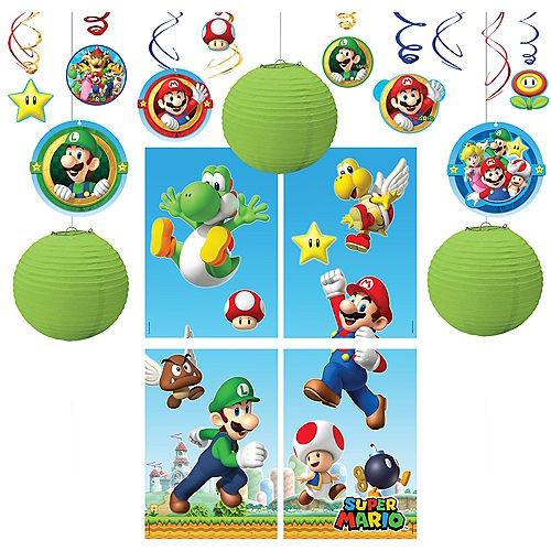 Super Mario Party Supplies - Super Mario Birthday Ideas