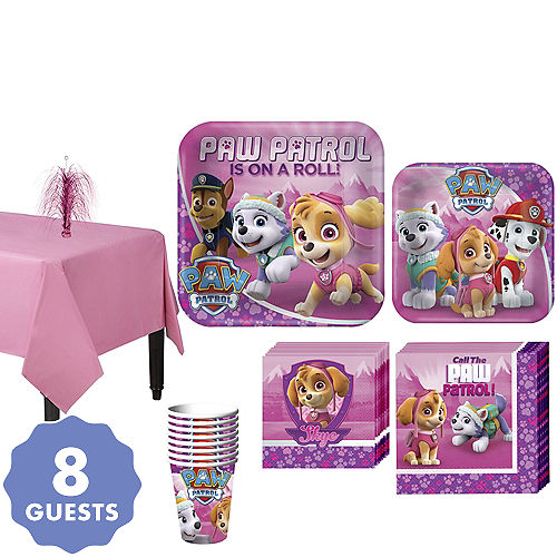 Prime Pink Paw Patrol Party Supplies Paw Patrol Party Party City Download Free Architecture Designs Scobabritishbridgeorg