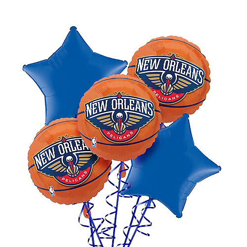 a8663500 NBA New Orleans Pelicans Party Supplies | Party City