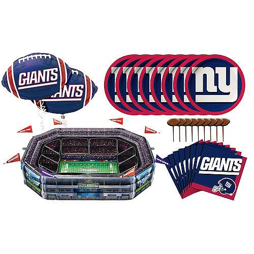 9c4803e28 Sunny Anderson's Infladium™: New York Giants Snack Stadium Kit