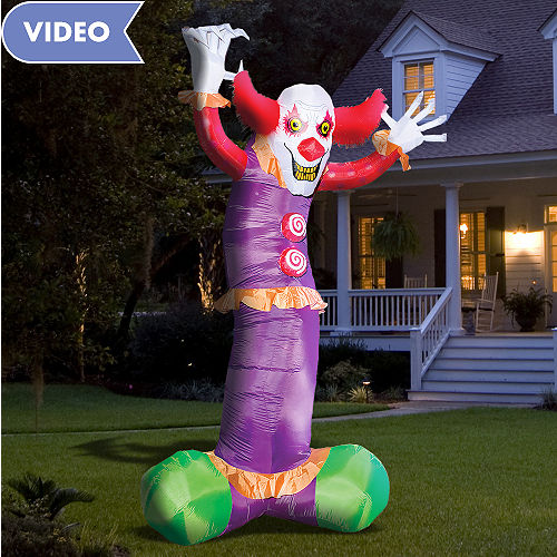 Halloween Inflatables Giant Inflatable Props Party City