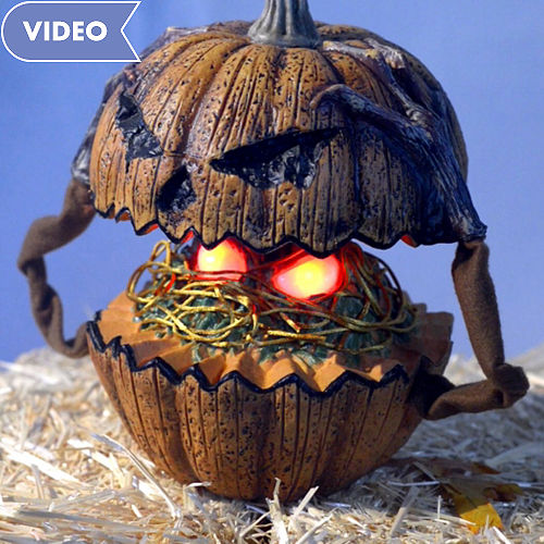 Scary Pumpkins Pumpkin Faces Decorations Party City