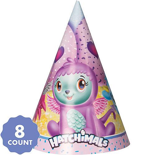 Hatchimals Party Hats 8ct