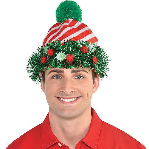 bf771569e336b Tinsel Wreath Beanie