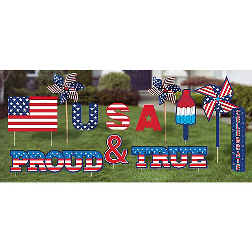 4th Of July Party Supplies 4th Of July Decorations Party Ideas