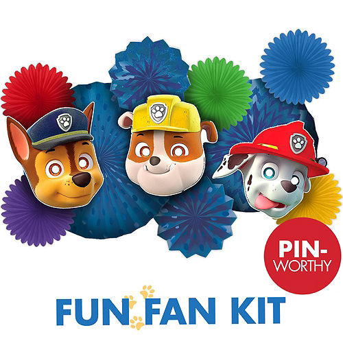 PAW Patrol Fun Fan Kit