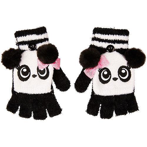 52feab7c030 Panda Fingerless Gloves