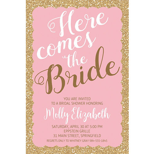 Bridal Shower Invitations Thank You Notes Invitation Kits Party