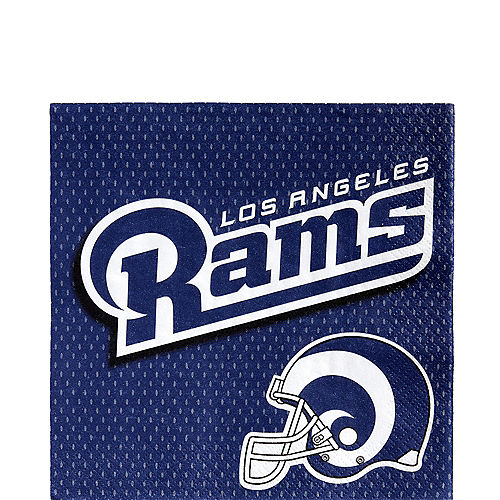 a0a12870 Los Angeles Rams Party Supplies & Decorations   Party City