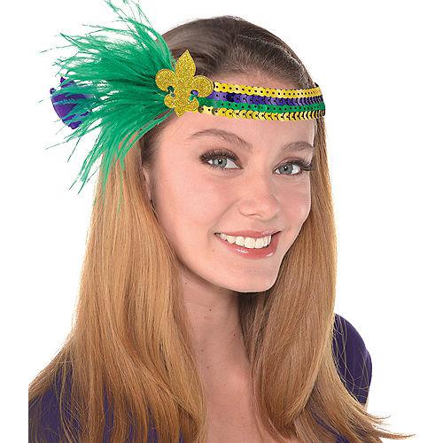 9ab3ef07eb2 Mardi Gras Hats   Headbands - Jester Hats