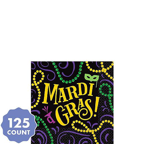edb225ca6e5 Good Times Mardi Gras Beverage Napkins 125ct