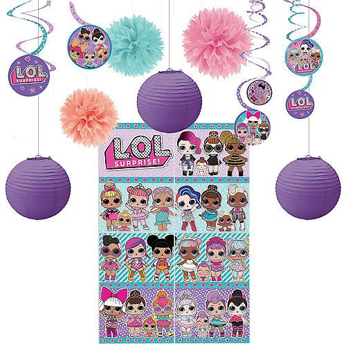 LOL Surprise Decorating Kit