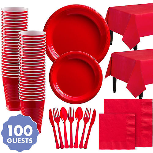 Tableware By Color Party City