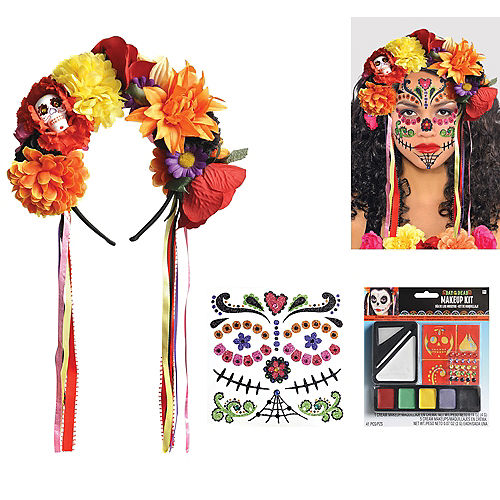 8bb53b13217 Day of the Dead Costumes - Day of the Dead Halloween Costumes ...