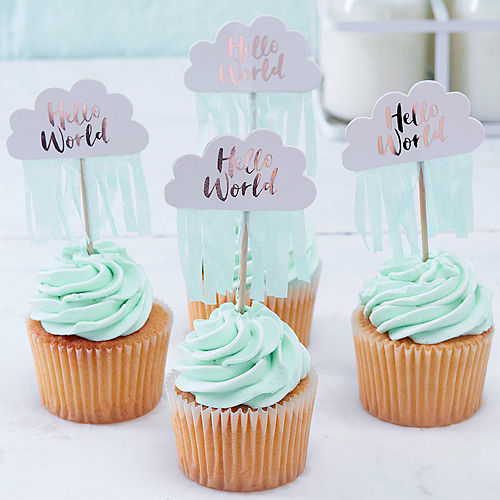 Baby Shower Cake   Cupcake Supplies - Baby Shower Cookie Ideas ... d951998f8d69