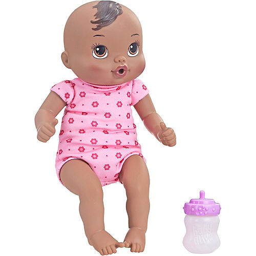 African American Baby Alive Luv N Snuggle Doll