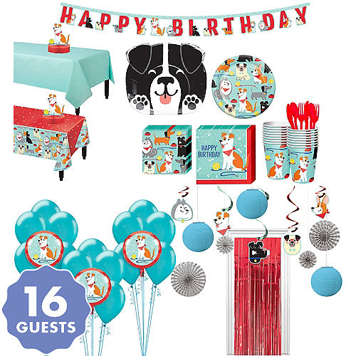 Top Dog Birthday Party Supplies | Party City Canada