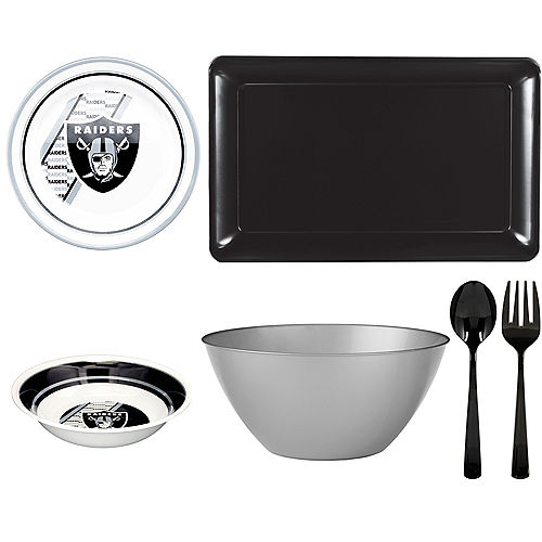 abbe0edad NFL Oakland Raiders Party Supplies