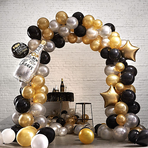 New Years Photo Booth Props Backdrops Party City Canada