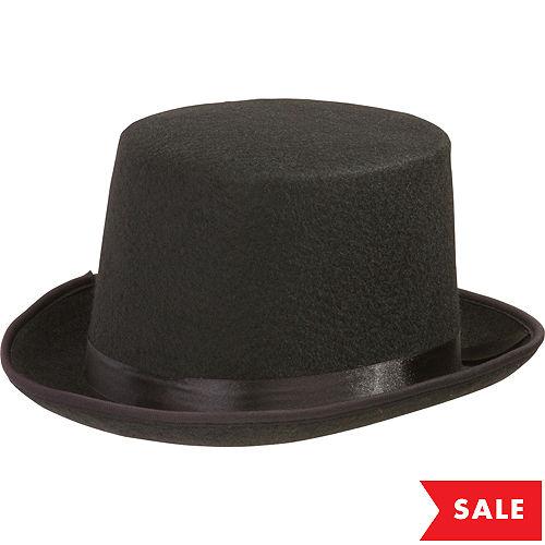 33d7ab70aff0f Top Hats, Derby Hats & Fedoras for Men & Women   Party City