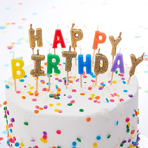 Birthday Candles - Birthday Cake Candles | Party City