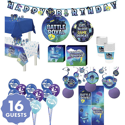 Battle Royal Party Supplies | Party City Canada