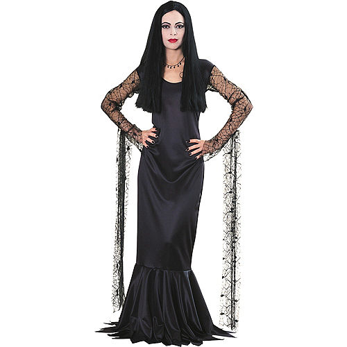 Adult Morticia Addams Costume - Addams Family