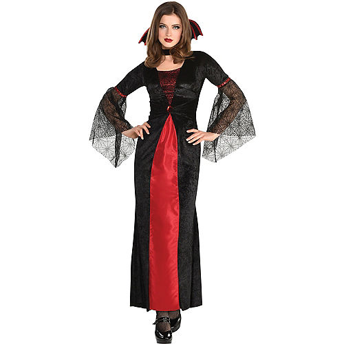 Adult Countess Vampiretta Vampire Costume