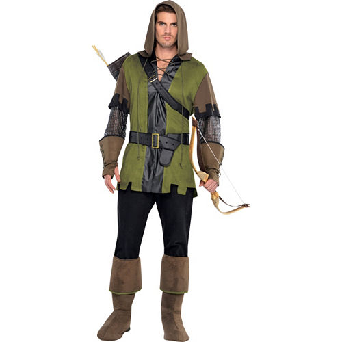 Robin Hood Costume Adult - Prince of Thieves