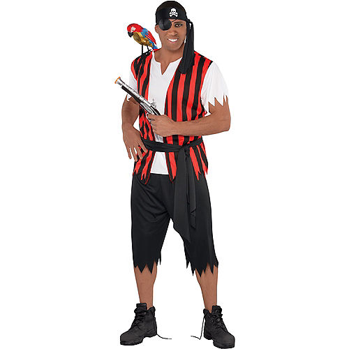 Adult Ahoy Matey Pirate Costume