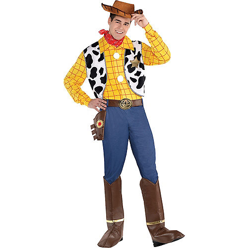 Woody Costumes Adult Buzz Ligh...