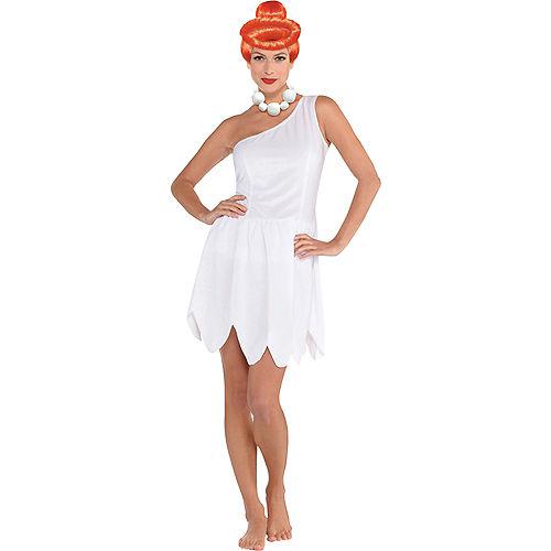 Adult Wilma Flintstone Costume - The Flintstones