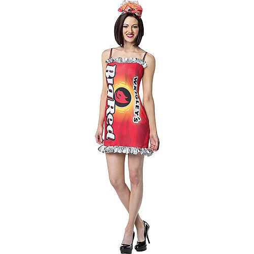 Adult Wrigley's Big Red Gum Costume