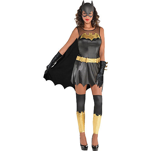 Womens Batgirl Costume - Batman