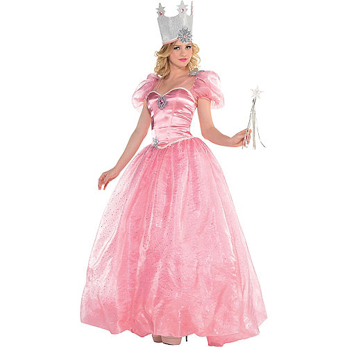 Womens Glinda Costume - Wizard of Oz