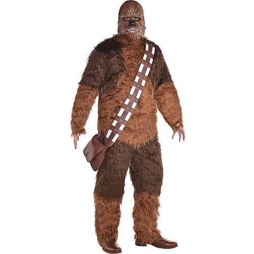 Mens Chewbacca Costume Plus Size - Solo: A Star Wars Story