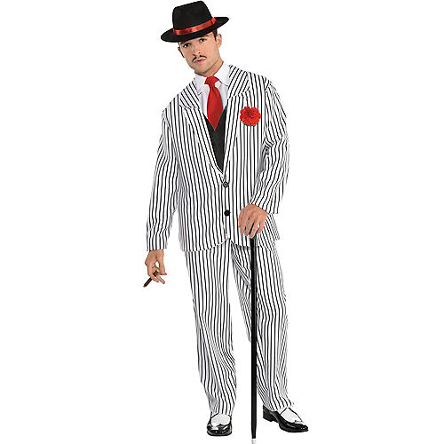 Mens Big Gangsta Costume