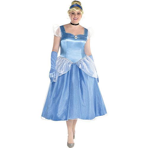 Womens Cinderella Costume Plus Size - Cinderella