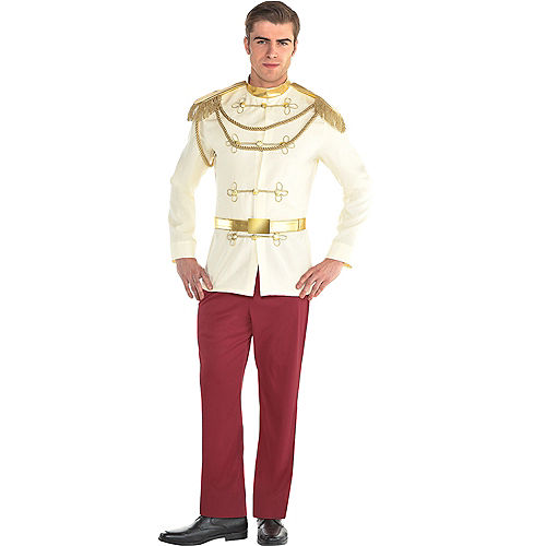 Mens Prince Charming Costume - Cinderella